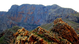 Groot and Klein Swartberg