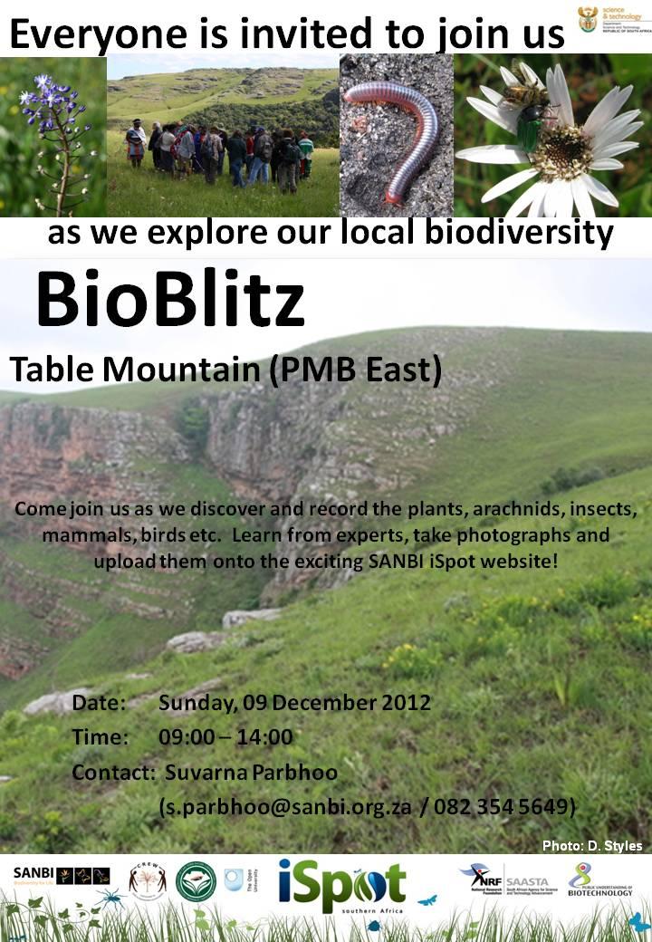 Table mountain area bioblitz invite.jpg