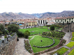 Ancient Cusco biodiversity